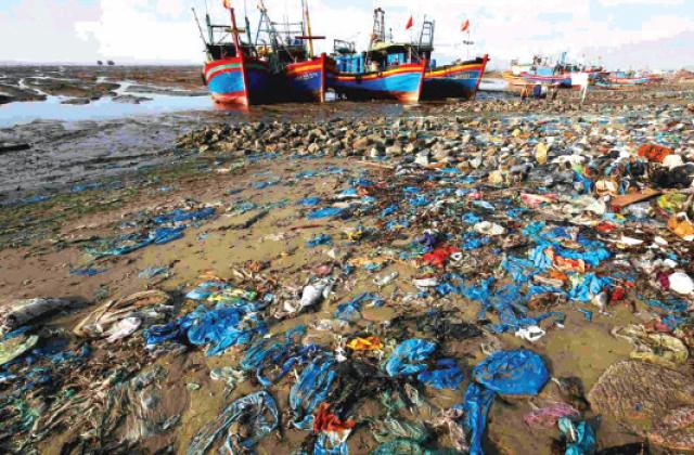 Quản lý rác thải nhựa